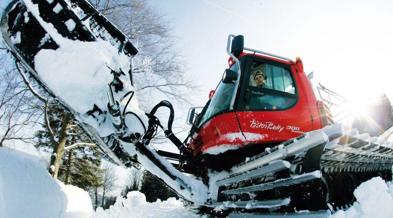 Budowa snowparków