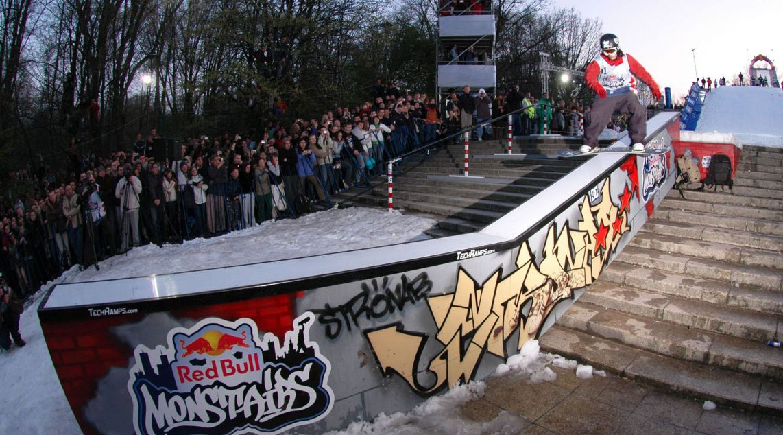 Event Snowpark - Redbull - Warszawa